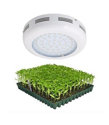 LED UFO vækstlampe, 90W, Grow lamp, 230V