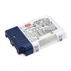 LED Paneler Meanwell LCM-60 0-10V dæmpbar driver til LED panel - Passer til vores 45W LED paneler