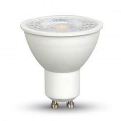 V-Tac 5W LED spot - Dæmpbar, 38 grader, Flicker free, GU10