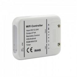 12V RGB V-Tac Smart Home Controller - Virker med Google Home, Alexa og smartphones