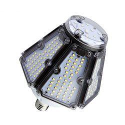 LEDlife E40 pære til gadelamper - 40W, 150lm/w, Erstat 120w metal halogen, IP66 vandtæt, E40