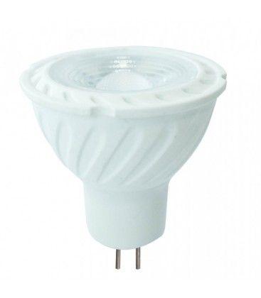V-Tac 6,5W LED spotpære - Samsung LED chip, Høj spredning, MR16