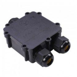 Vandtæt samlebox - Til videresløjfning, IP68