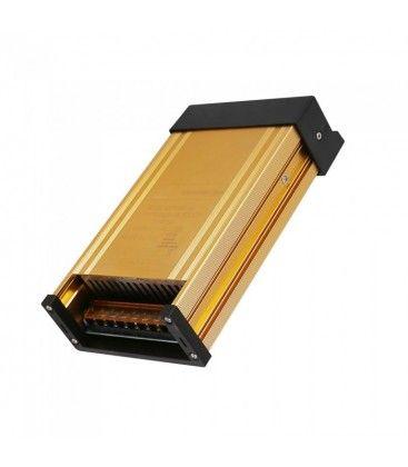 V-Tac 400W strømforsyning - 24V DC, 16,6A, IP45 regntæt