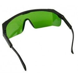 Laserpointer beskyttelsesbriller - til rød & violet laser