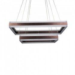 Lamper V-Tac 115W LED lysekrone - Blødt lys, dæmpbar, varm hvid, inkl. lyskilde