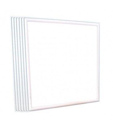 Image of   V-Tac LED Panel 60x60 - 45W, UGR19, 3600lm, hvid kant, Kulør: Neutral, Dæmpbar: Ikke dæmpbar