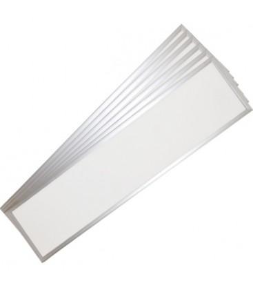 Image of   V-Tac LED Panel 120x30 - 45W, UGR, 3600lm, hvid kant, Kulør: Neutral, Dæmpbar: Ikke dæmpbar
