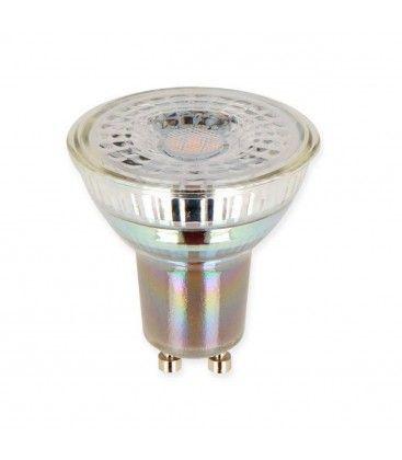 DimTone / WarmGlow / DimToWarm spot - 5,5W, dæmpbar, 230V, GU10