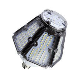 E27 Stor fatning LEDlife 40W pære til gadelamper - 150lm/w, erstatning for 120W Metalhalogen, IP66 vandtæt, E27