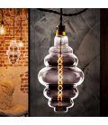 V-Tac 8W LED kæmpe globepære - Kultråd, Ø20 cm, dæmpbar, ekstra varm hvid, 2000K, E27