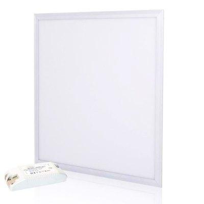 Image of   V-Tac 60x60 36W LED panel - 3240lm, hvid kant - Kulør : Neutral, Dæmpbar : Ved tilkøb