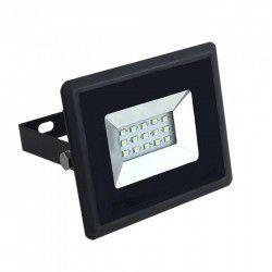 V-Tac 10W LED projektør - Arbejdslampe, blå, udendørs