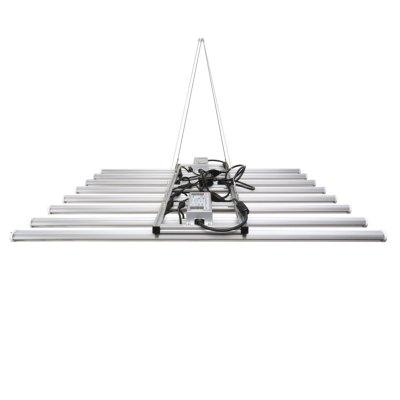 Image of   460W LED vækstlampe - 100x100 cm, høj kvalitet, inkl. ophæng, ægte 460W
