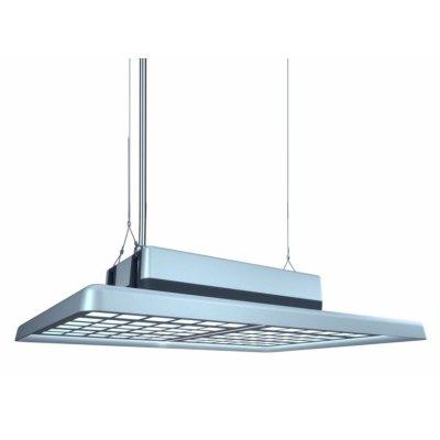 Image of   Highbay / loftslampe, 60W - UGR19, blænder ikke, 7.800 lm, RA90, inkl. lyskilde - Kulør : Neutral, Dæmpbar : Dæmpbar