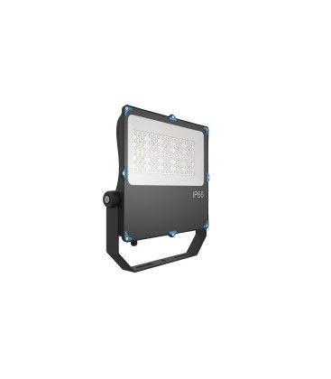 LEDlife 100W LED projektør - Til parkeringsplads, boldbane, svømmehal og udsatte områder, valgfri spredning og kulør