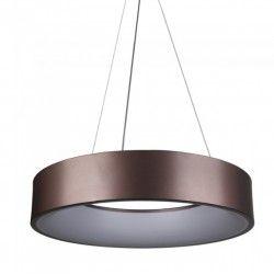 Loftslamper V-Tac 30W LED lysekrone - Kaffefarvet, blødt lys, dæmpbar, varm hvid, inkl. lyskilde