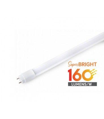 V-Tac T8-Performer120 Evo - 160lm/W, 12W LED rør, 120 cm