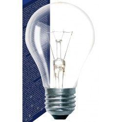 Industri LED Klar E27 60W glødetrådspære - Traditionel pære, 710lm, dæmpbar, A50