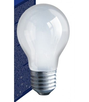 Frost E27 40W glødetrådspære - Traditionel pære, 415lm, dæmpbar, A50