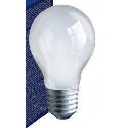 Industri LED Frost E27 60W glødetrådspære - Traditionel pære, 710lm, dæmpbar, A50
