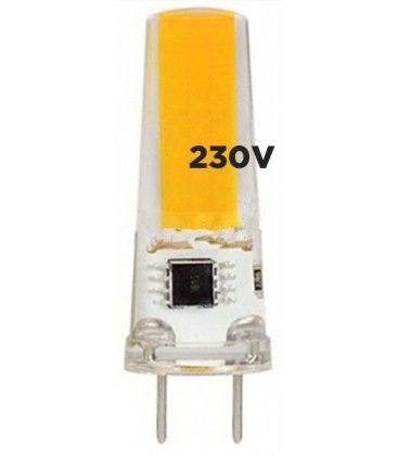 LEDlife KAPPA3 LED pære - 3W, dæmpbar, 230V, GY6.35