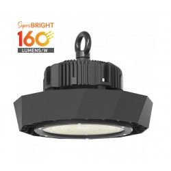 Industri LED V-Tac 100W LED high bay - Samsung LED chip, 160LM/W, IP65, 5 års garanti