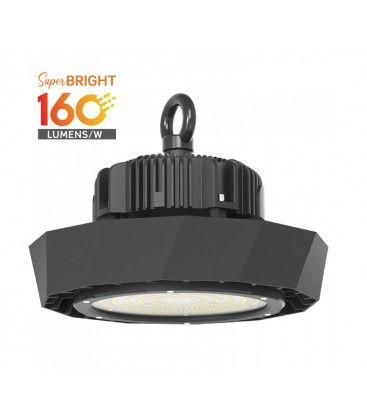 V-Tac 100W LED high bay - Samsung LED chip, 160LM/W, IP65, 5 års garanti