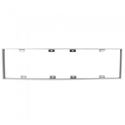 Image of   Ramme til 120x30 LED panel - Samles hurtigt, Uden synlige skruer