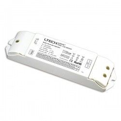 LED Paneler Ltech 36W dæmpbar driver til LED panel - Triac fasedæmp + push-dim, passer til vores 29W og 36W store LED paneler