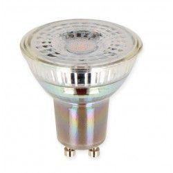 GU10 LED pærer 5,5W LED spot - Dæmpbar, 230V, GU10