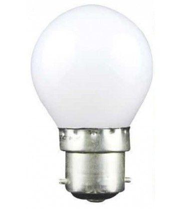 CARNI1.8 LED pære - 1,8W, varm hvid, 230V, B22