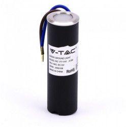 Nedgravningsspot V-Tac nedgravningsspot - 0,5W, 12V