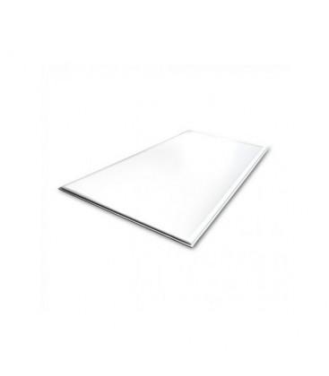 120x60 60W LED panel - 6000 lm, hvid kant