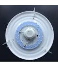 LED indsats 18W - Ø22cm, Til udskiftning af cirkel og sommerfuglrør
