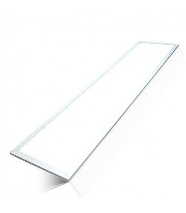 LED Panel 120x30 - 45W, 3600lm, hvid kant
