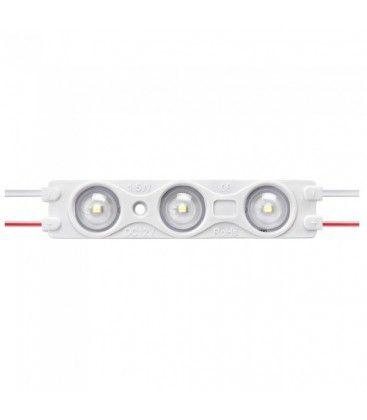 Vandtæt LED modul - 1,5W, IP67, Perfekt til skilte og special løsninger