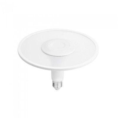 Image of   V-Tac 11W LED pære - Samsung LED chip, E27 - Kulør : Neutral, Dæmpbar : Ikke dæmpbar
