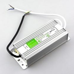 12V RGB 45W strømforsyning - 12V DC, 3,75A, IP67 vandtæt