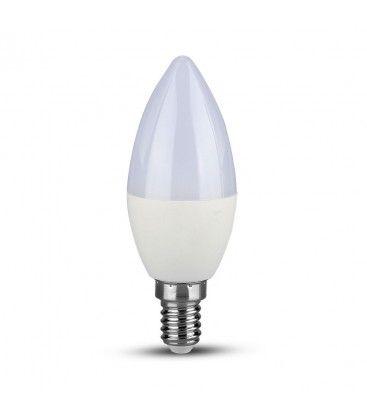 V-Tac 4W LED pære - 320lm, 200 grader, E14