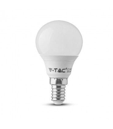 V-Tac 4W LED pære - P45, E14