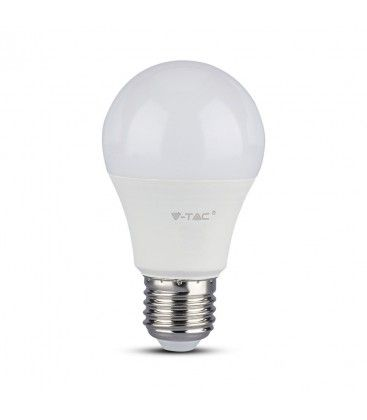 V-Tac 9W LED pære - 200 grader, A60, E27