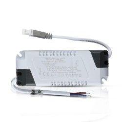 Indbygningsspot V-Tac 18W dæmpbar driver - Passer til V-Tac 18W indbygningspaneler