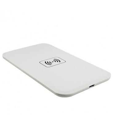 Trådløs mobil oplader, Hvid