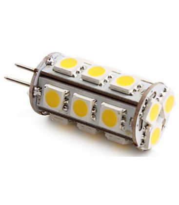 TIVO2.5 LED pære - 2,5W, 12V, GY6.35