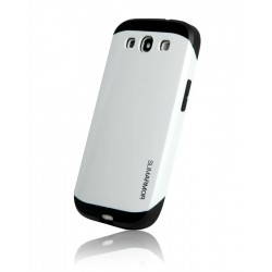 SamsungS3.slimarmor.wh: Samsung S3 cover, Slim Armor, Hvid