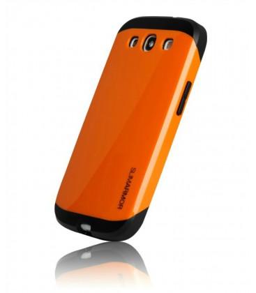 Samsung S3 cover, Slim Armor, Orange