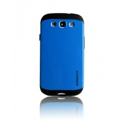 Covers & bumpers Samsung S3 cover, Slim Armor, Blå