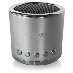 speaker.kaidaer.mini: Aktiv Højttaler, FM radio, MicroSD, 3W forstærker, MP3, indbygget batteri