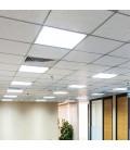 V-Tac 60x60 LED panel - 40W, 4000lm, indbygget i hvid ramme